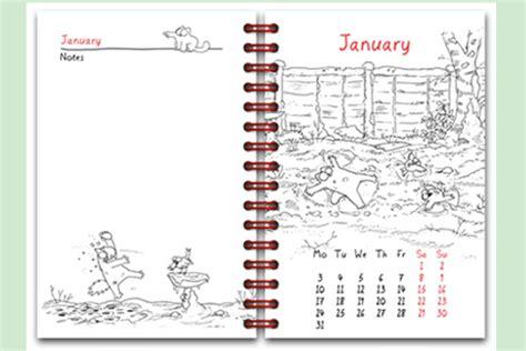 simons cat slim calendar simon s cat designjessica freelance graphic design carterton witney oxford uk