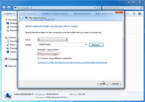 how to map a drive how to map a network drive in windows 7 and windows 8
