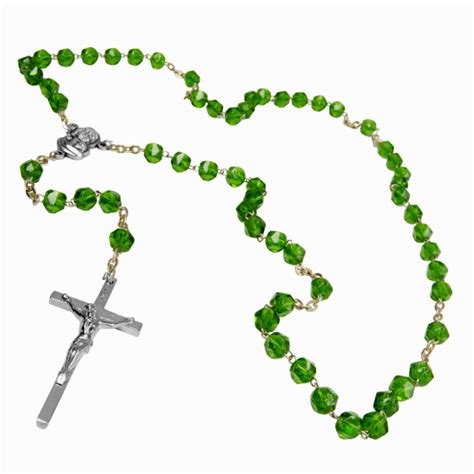rosary clipart and the saints