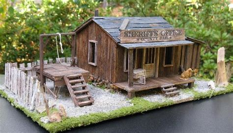 diorama house 162 best images about o scale model train buildings on