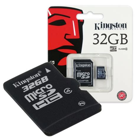 Micro Sd 32gb Di Yogyakarta memoria micro sd 32gb kingston 49 000 pcmark