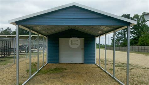 y carport 18 w x 31 l x 8 h carport utility metalbarnscentral
