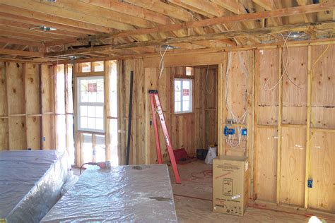 Room Addition Contractor by Room Addition Construction Framing And Windows Pictures
