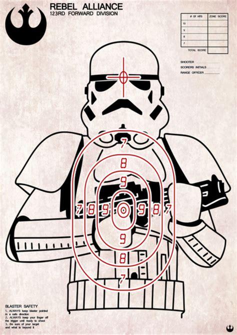 fun printable rifle targets storm trooper target print t h e g u n s h o w