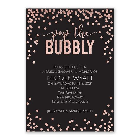 Wedding Invitations Shower by Jenis Invitation Formal Choice Image Invitation Sle