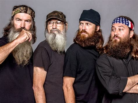 Did You See Duck Dynasty | duck dynasty stars without beards do you recognize the