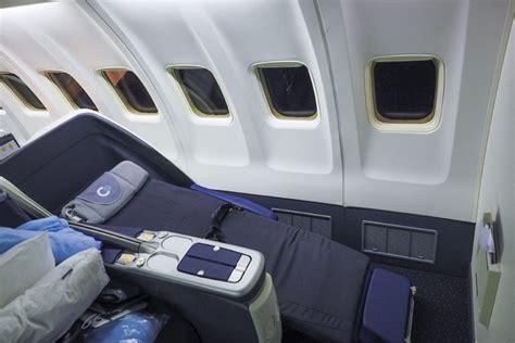star comfort class flight review la compagnie business class newark to paris