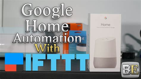 ifttt home automation avie home