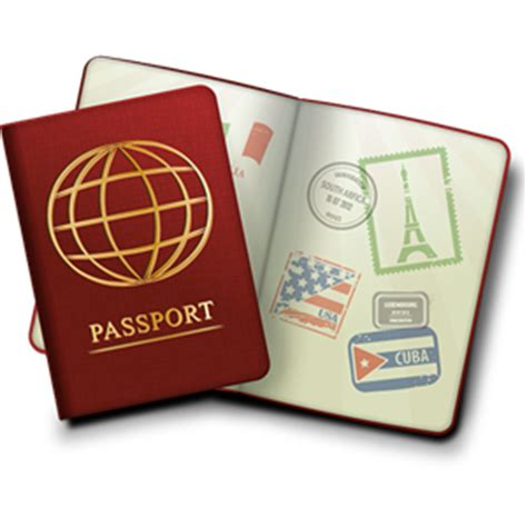 passport clipart | clipart panda free clipart images