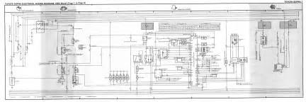wiring diagram toyota supra get free image about wiring