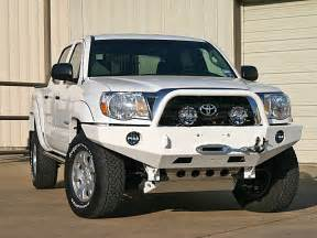 2014 Toyota Tacoma Front Bumper Winch Bumper For Toyota Tacoma 2015 Autos Post