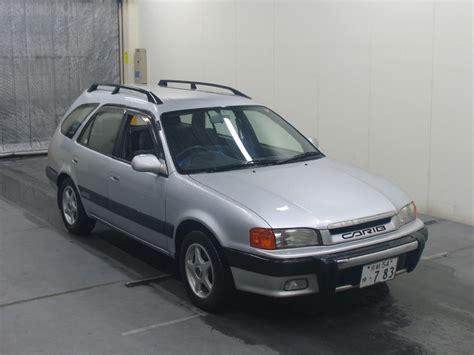 Toyota Carib Sprinter Toyota Sprinter Carib Z Touring 1996 Used For Sale