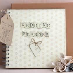 wedding book planner wedding planner book by posh totty designs interiors notonthehighstreet
