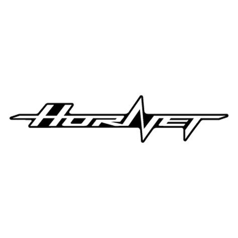 Sticker Honda Hornet 600 by Sticker Honda Cb600f Hornet Logo 2013