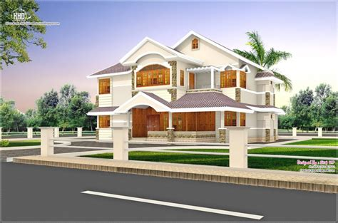 house design ideas 3d home design january kerala home design and floor plans 3d