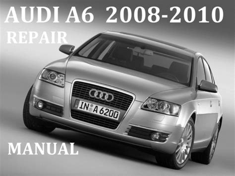 how to download repair manuals 2008 audi rs 4 spare parts catalogs audi a6 2008 repair and service manual download manuals tec