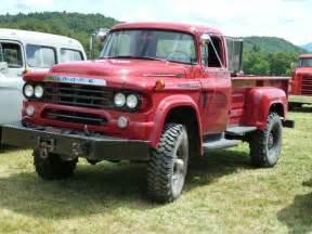 Dodge W 300 1959 Dodge W300 Logging Truck Power Wagon Dodge