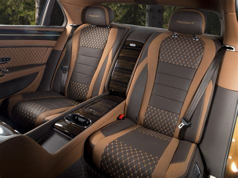bentley flying spur black interior geneva 2014 mansory bentley flying spur