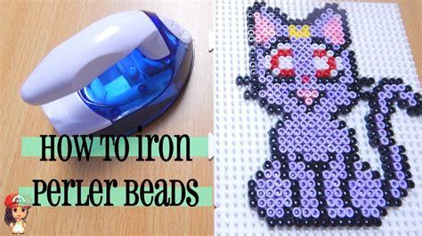 perler how to iron how to iron perler perfectly tutorial