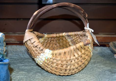 Handmade Basket - handmade basket by brenda fairweather sold