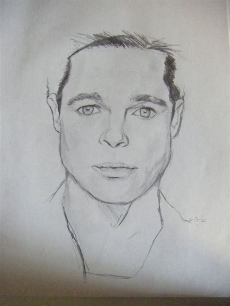 Sketches L by And Hiollywood Pencil Sketch Just