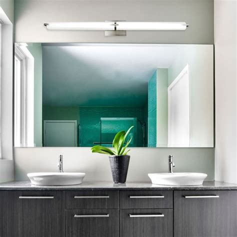 Bathroom Modern Lighting by How To Light A Bathroom Vanity Design Necessities Lighting