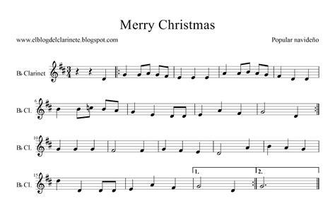 el blog del clarinete merry christmas