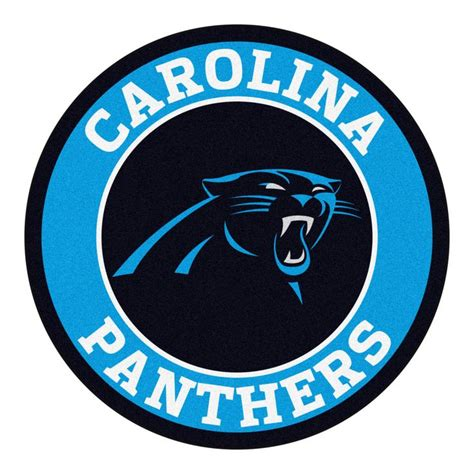 what colors are the carolina panthers roundel mat carolina panthers logos colors and the o jays