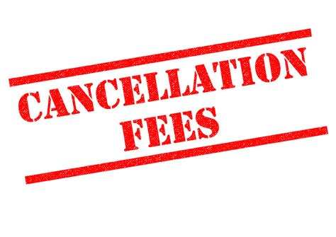 Car Insurance Cancellation Fee   What You Should Know