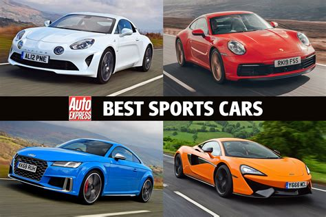 best sports cars 2019 auto express