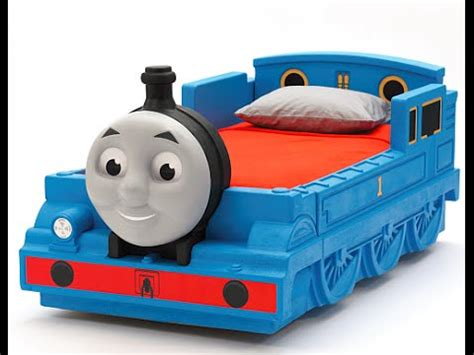 thomas bed step 2 thomas the tank engine toddler bed youtube