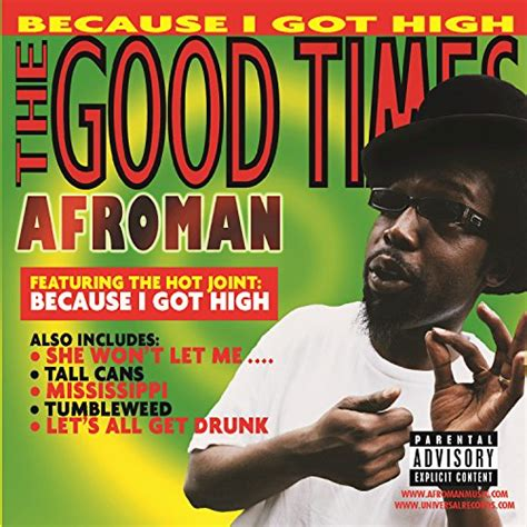 eminem zig zags because i got high explicit by afroman on amazon music