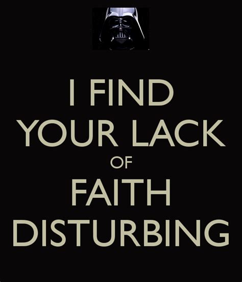 Find Your Meme - i find your lack of faith invalidating fr z s blog