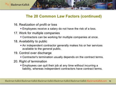 section 530 relief employee vs independent contractor