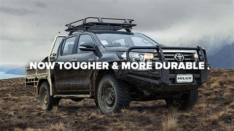 Build Your Toyota Toyota Hilux The Benchmark Rebuilt