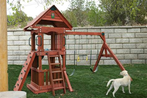 swings for swingsets the perfect wooden swing sets for small
