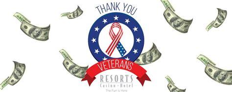 Veterans Sweepstakes - veterans slot cash sweepstakes resorts atlantic city casino hotel