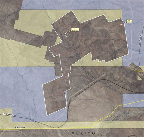 Cochise County Records 801 Acres In Cochise County Arizona