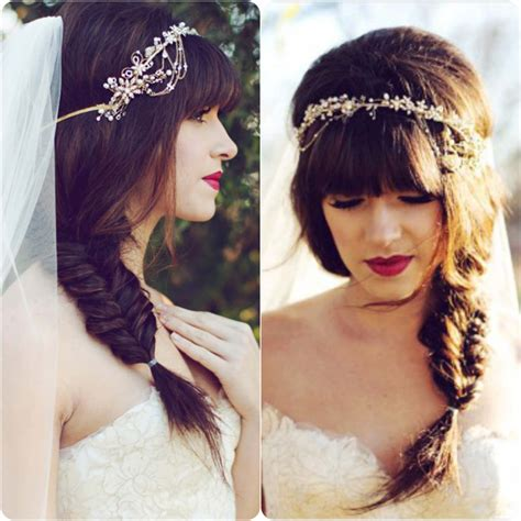 Braided Wedding Hairstyles With Tiara by 20 Braided Hairstyles For Wedding Brides 2016 Stylo Planet