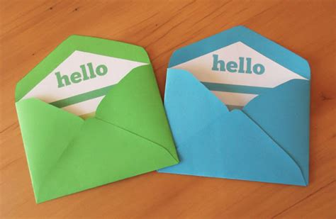 Free Printable Mini Envelope Templates And Liners Mini Card Template