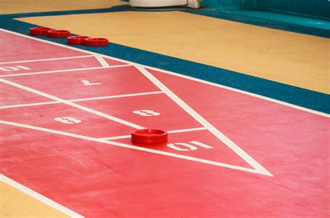 Shuffleboard Mat by Floor Shuffleboard Carpet Vidalondon