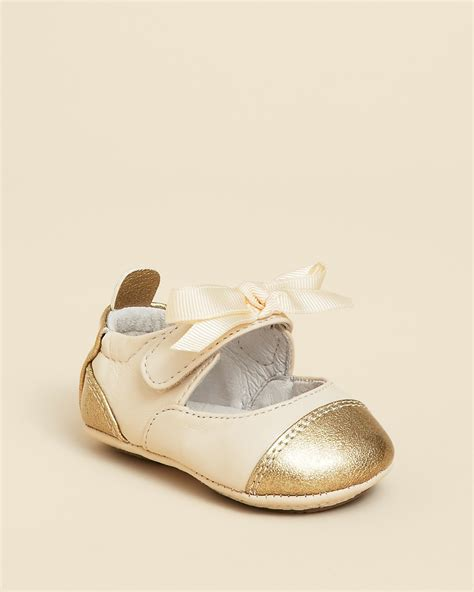 cole haan goldtone dress shoes baby bloomingdale s