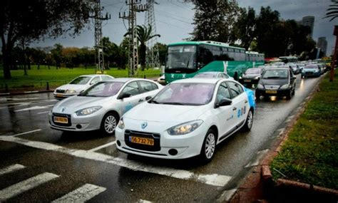 better place car electric cars to a better place israel21c
