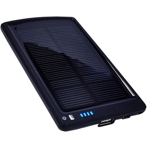 battery powered chargers for cell phones opteka bp sc4000 solar cell phone charger review