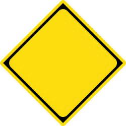 road template road sign template cliparts co