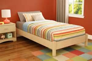 Cloud Platform Bed - south shore twin platform bed 39 quot by oj commerce 3013205 149 99