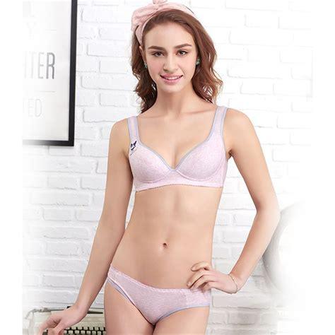 Marimar Set2 F 03 alibaba models bra briefs underwears set