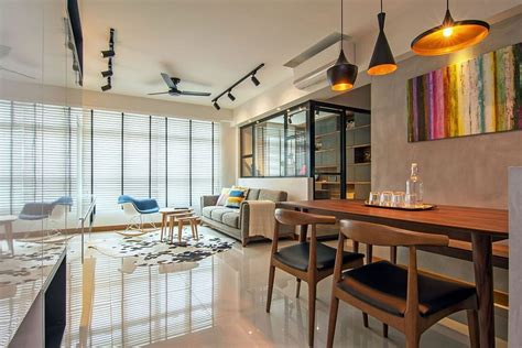 home lighting design singapore home in singapore space savvy interior laced with