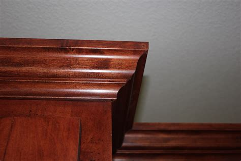 cabinet crown molding a do it yourselfers thoughts