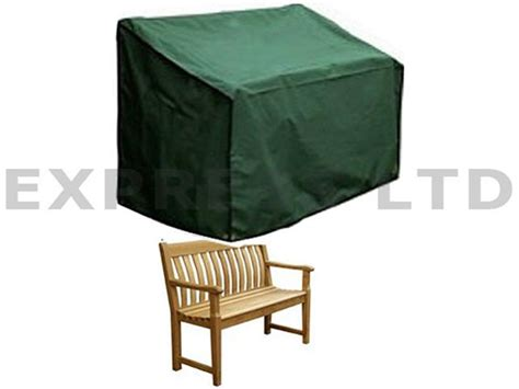 outdoor bench seat covers new heavy duty 3 seater waterproof garden bench seat cover